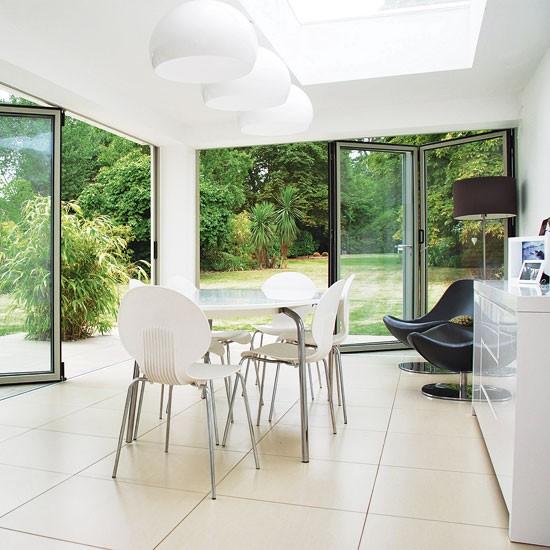 add bi fold doors outdoor kitchens uk. Black Bedroom Furniture Sets. Home Design Ideas