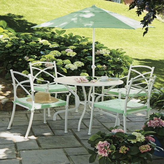 Laura Ashley garden furniture from Homebase | Garden furniture | entertaining | garden | SHOPPING GALLERY | Ideal Home | Housetohome