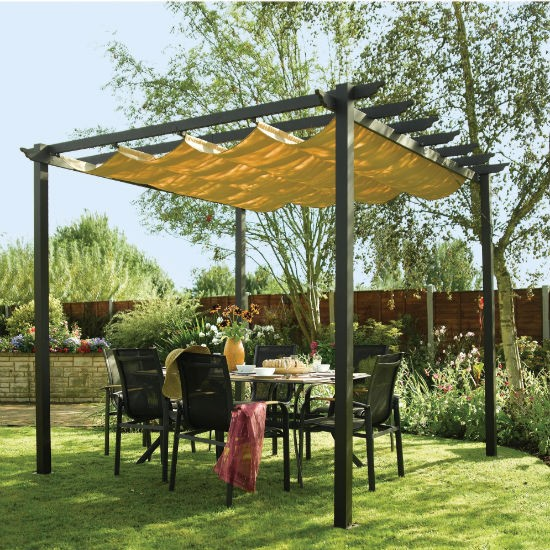 Rowlinson Latina canopy from Tesco Direct | Garden furniture | entertaining | garden | SHOPPING GALLERY | Ideal Home | Housetohome