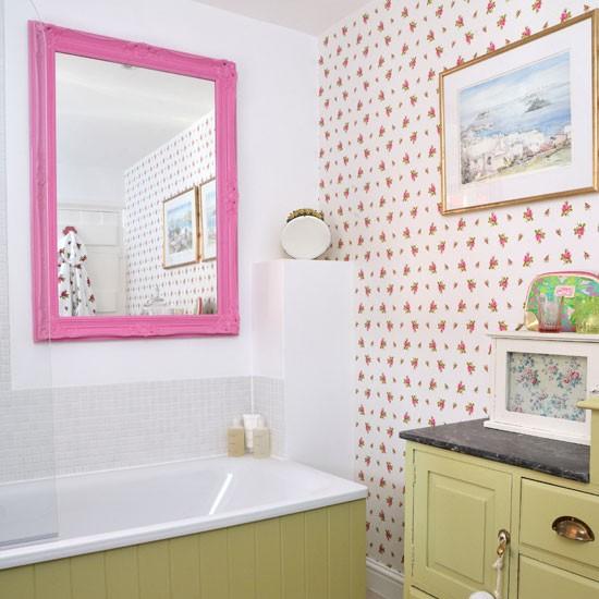 Modern country bathroom bathroom decorating ideas for Modern country bathroom decorating ideas