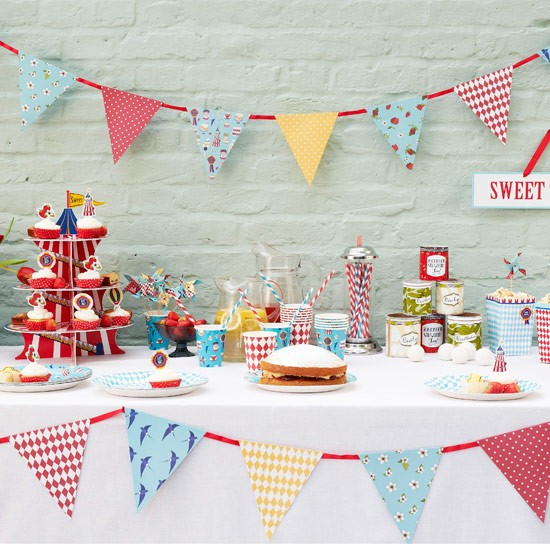 Village Fete 10 Bunting Ideas Housetohomecouk