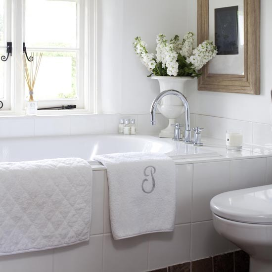 Build In Bathroom Design : Traditional bathroom pictures house to home