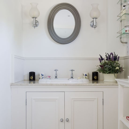 Simple Bathroom: Traditional Bathroom Pictures