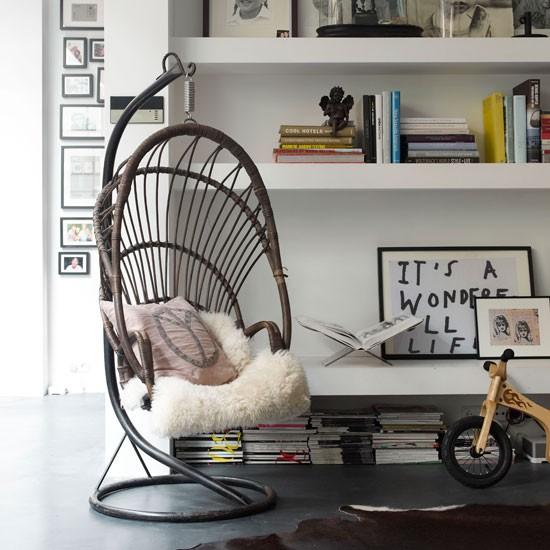 Sala relaxat estil de vida modern | Modernes idees de decoració | Livingetc