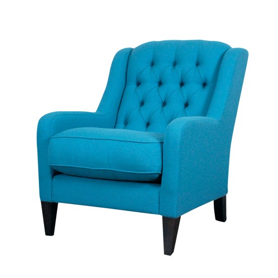 Bladon button-backed armchair from Wesley Barrell | 25 Beautiful Home's best buys for May | PHOTO GALLERY | Housetohome.co.uk