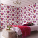 Statement wallpaper | bedroom wallpaper | bedroom | IDEAS GALLERY | Ideal Home | Housetohome