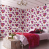 Brighten up with all-over florals | Statement wallpaper | bedroom wallpaper | bedroom | IDEAS GALLERY | Ideal Home | Housetohome