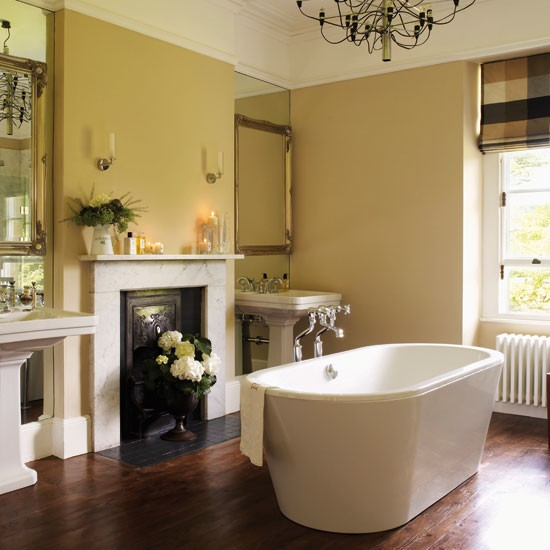 Converted bedroom en suite with dressing area en suite for Bathroom dressing ideas