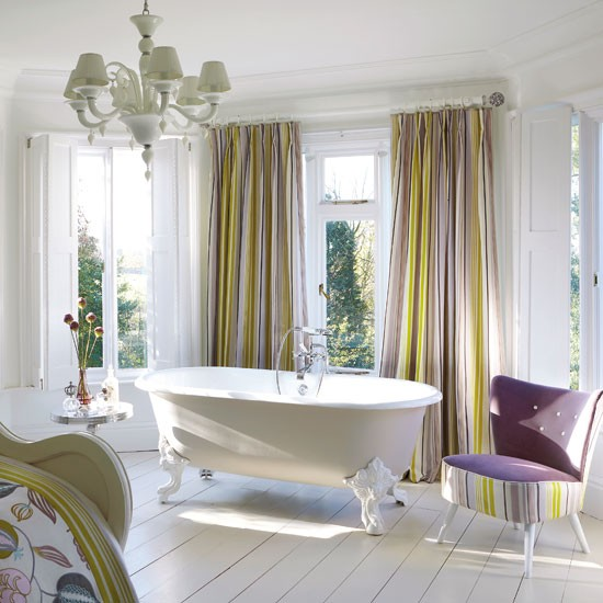 Boutique Hotel Style Bath In Bedroom En Suite Bathroom Ideas