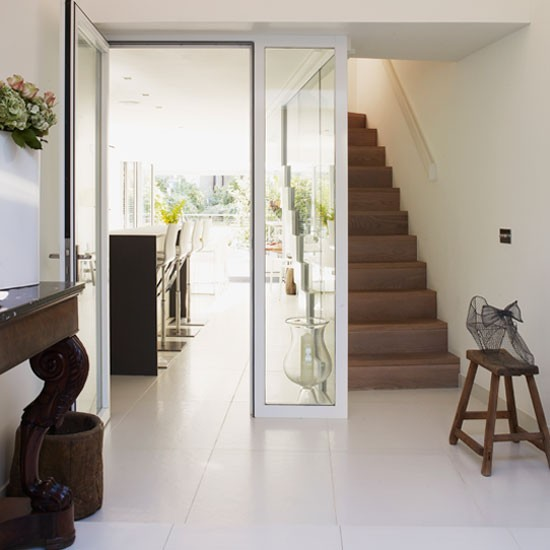 Decorating The Entrance To The House 40 Nice Ideas: Finishing Touch Interiors