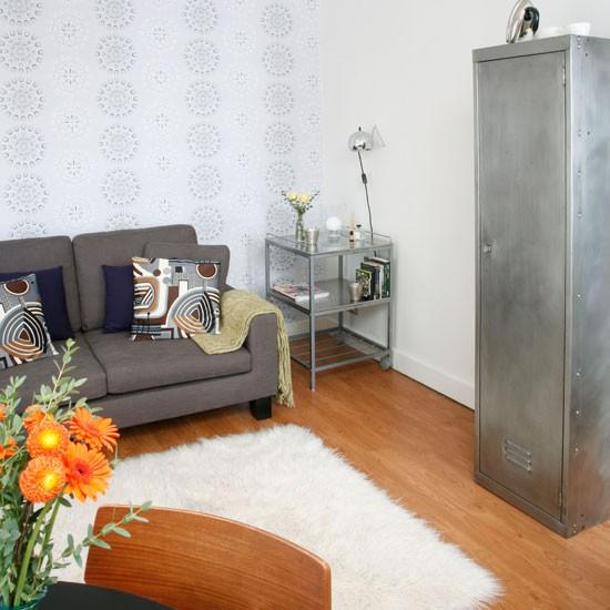 Us Living Room: Industrial Living Room