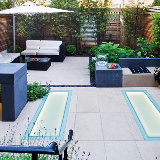 Socialable garden space | Contemporary gardens | Garden designs | PHOTO GALLERY | Housetohome