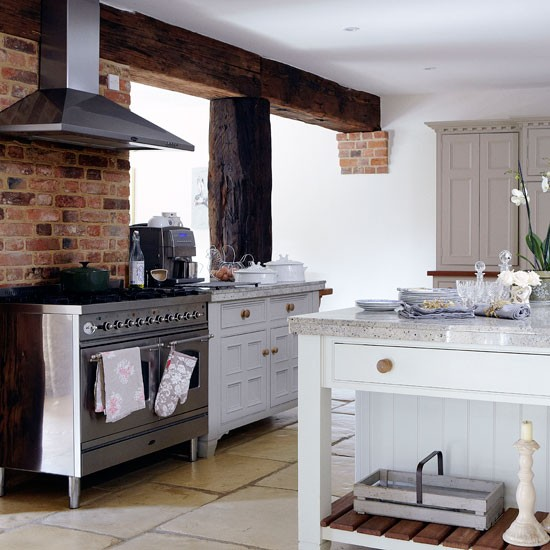 Country Kitchen Range: Country Kitchens For Summer