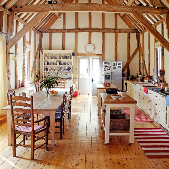 Go for eclectic style | kitchen | country | Country Homes & Interiors