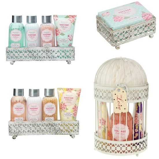 Accessorise your bathroom with the new shabby chic range from Heathcote and Ivory