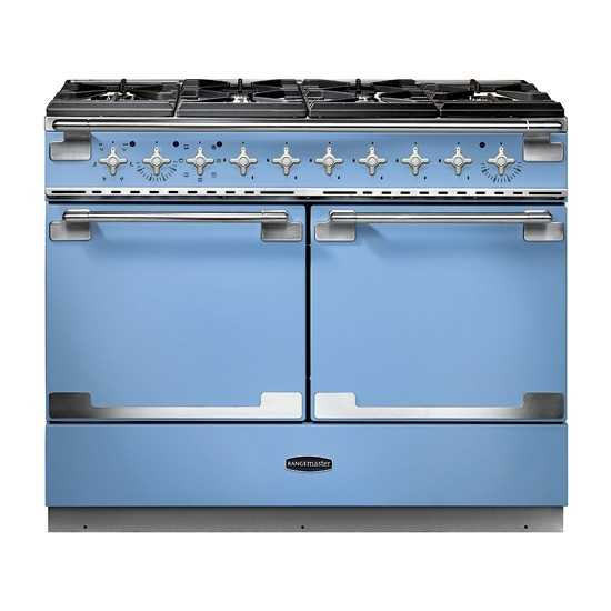 Elisa dual-fuel range cooker by Rangemaster | Country kitchen accessories - 10 new buys | Kitchen | PHOTO GALLERY | Housetohome.co.uk