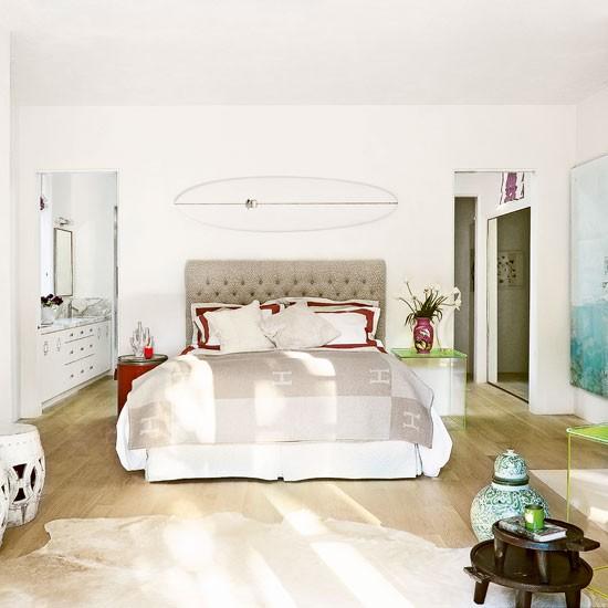Modern Arty Bedroom Housetohome Co Uk