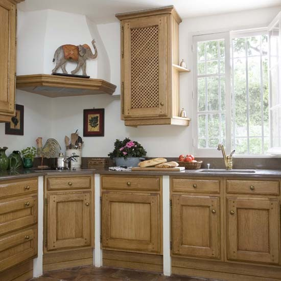 Kitchen House Tour French Country House Housetohome