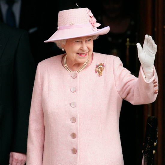Pale pinks are bang on trend for summer following the Queen&#039;s appearance at Chelsea