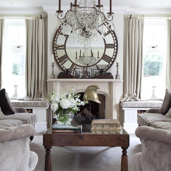 French Inspired Summer Living Room Rooms Provincial Ideasawesome Style For