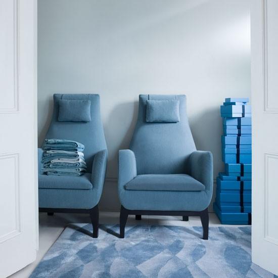 Foyer Ideas Jeans : Washed denim hallway housetohome