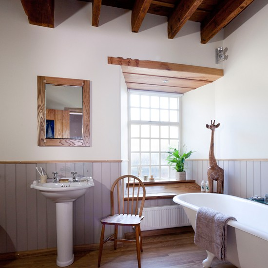 Traditional bathroom with period style fittings bathroom for Period bathroom ideas