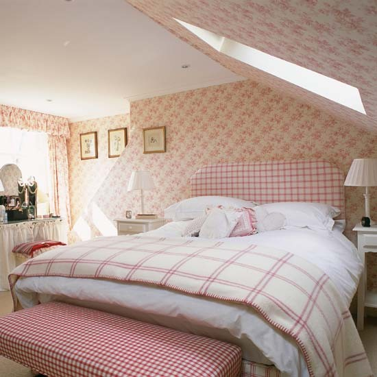 Traditional bedroom pictures house to home for Beautiful traditional bedroom ideas
