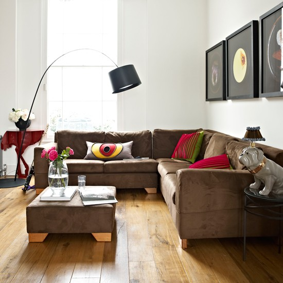Quirky Modern Living Room Living Room Decoration