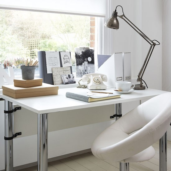 Style at Home says kit out your home office with these goodies from Furniture Village