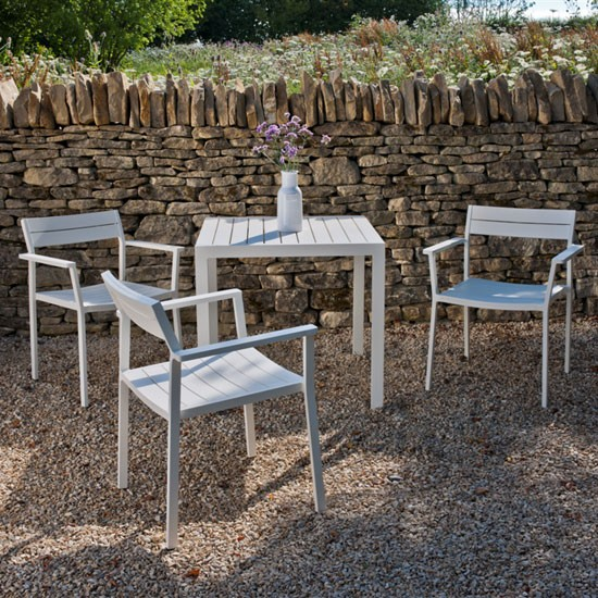 Matthew Hilton's Eos outdoor furniture at Case gives outside spaces a lift