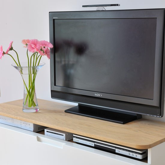Keep your TV in top condition by dusting and removing fingerprints regularly