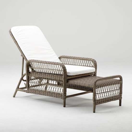 Suppliers of reclining rattan garden chairs | Celia Rufey garden questions | garden ideas | PHOTO GALLERY | Housetohome