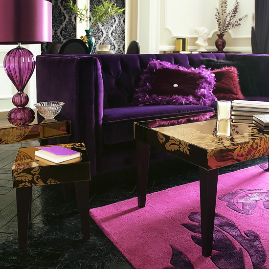 Laurence Llewelyn-Bowen's darkly dramatic new home collection for Littlewoods.com