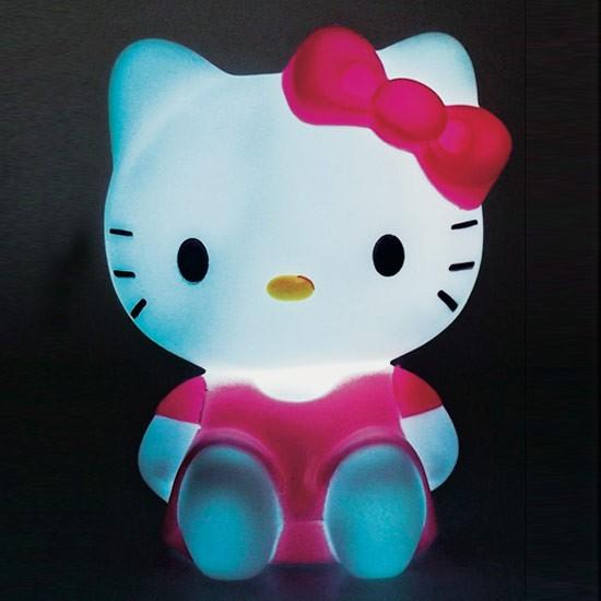 hello kitty from argos children 39 s lighting kids. Black Bedroom Furniture Sets. Home Design Ideas