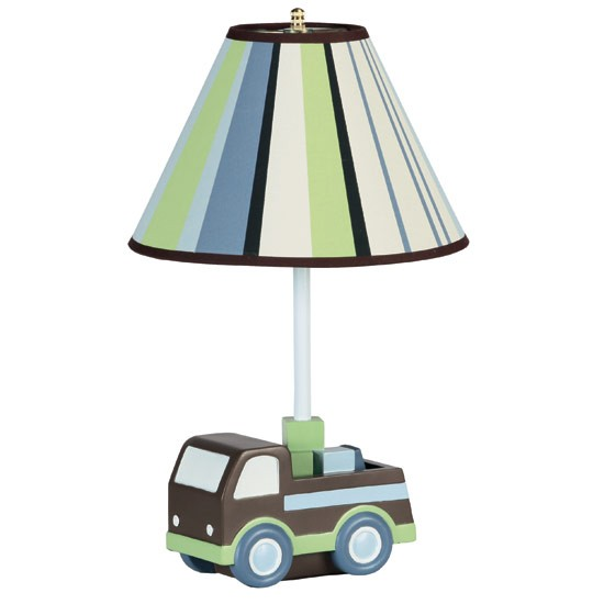Truck lamp from Tesco | kids lighting | Kids bedroom | PHOTO GALLERY | Style at Home | Housetohome