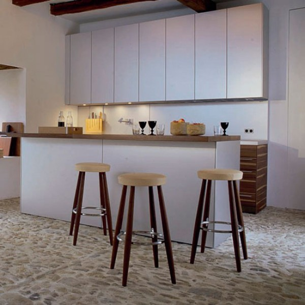 Designer Kitchen Stools Uk: Hans J. Wegner Bar Stool Available To Buy For The First Time