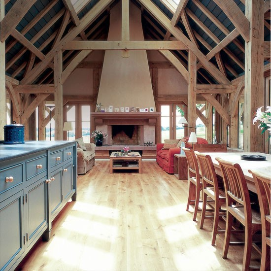 Solid oak floor from Ecora | Wood flooring | PHOTO GALLERY | Housetohome