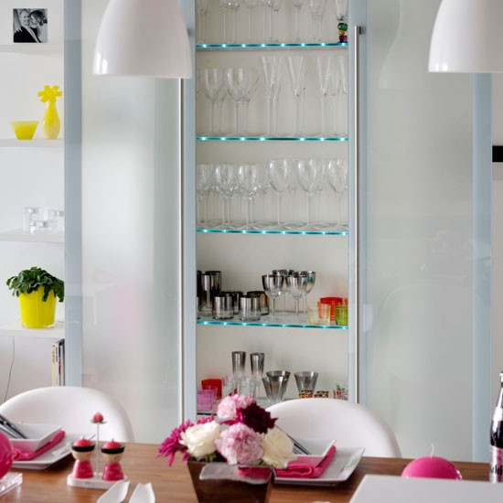 dining room storage ideas | idi design