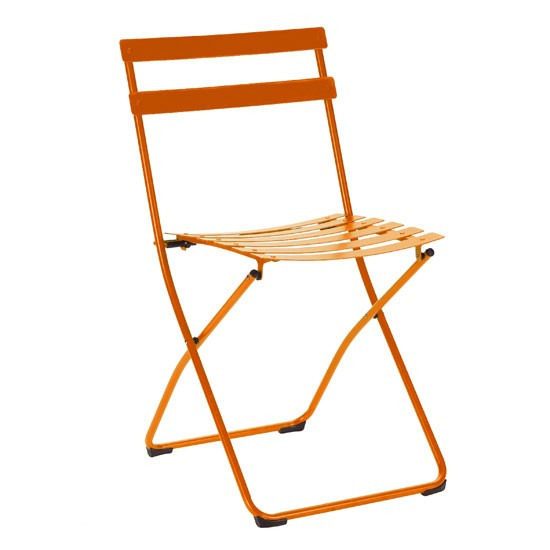Spice bistro folding chair from Heal's garden furniture foldaway chairs