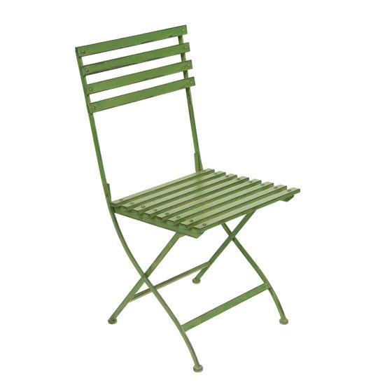 Wimbledon folding dining chair from Primrose