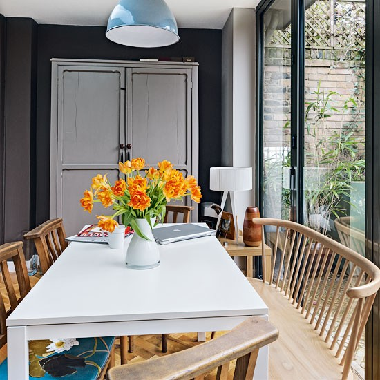 Dining room | Be inspired by an eclectic Victorian flat in north London | Victorian house | House Tour | PHOTO GALLERY | Livingetc | Housetohome