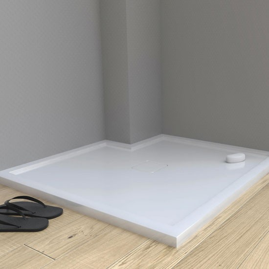 Matki&#039;s versatile new Bespoke Preference shower tray