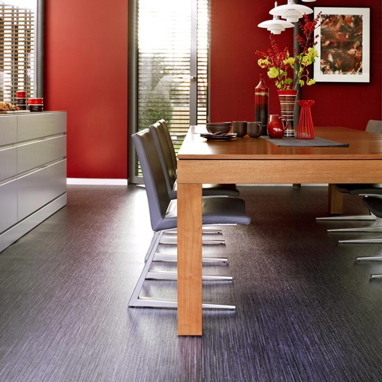 We love the new flooring from Rhinofloor