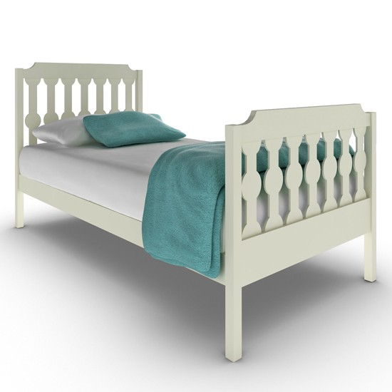Sugar Spice White Bed From The Children 39 S Furniture