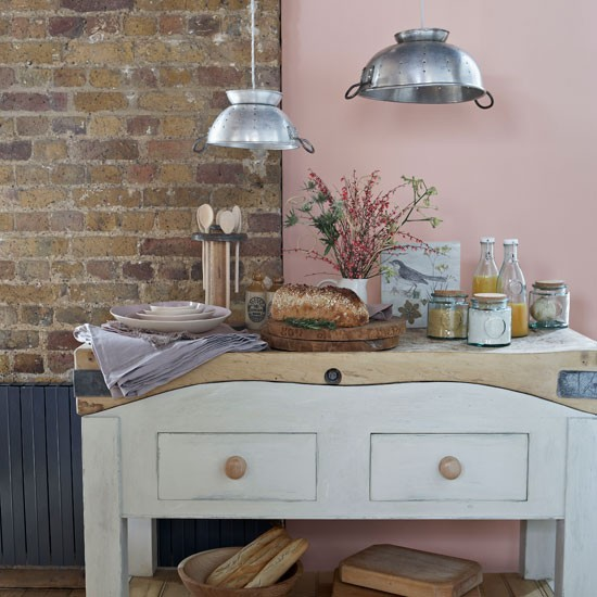 Quirky Country Kitchen