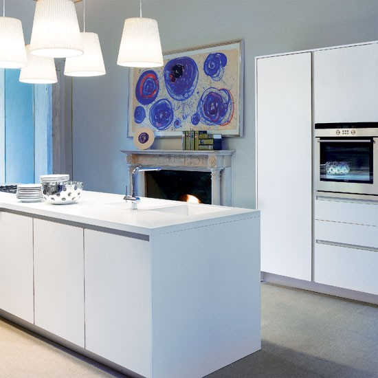 Kitchen cabinetry from Schiffini | PHOTO GALLERY | Beautiful Kitchens | Housetohome.co.uk