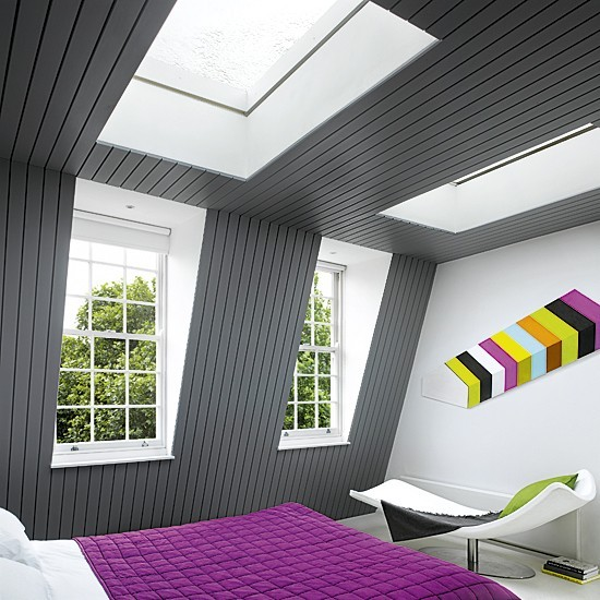 Attic bedroom | Loft conversions | Attic conversions | PHOTO GALLERY | housetohome.co.uk