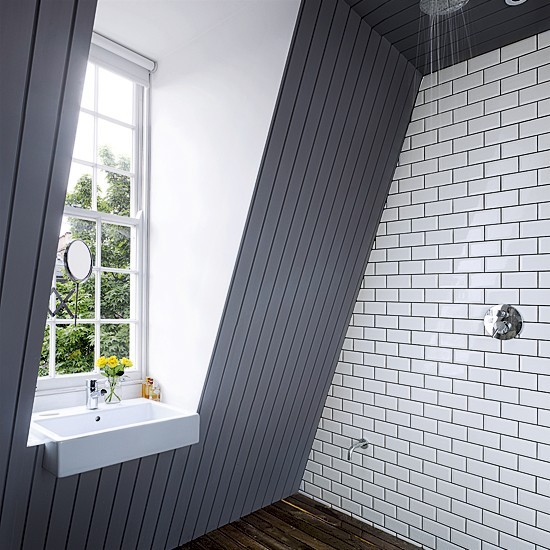 Wet room | Loft conversions | Attic conversions | PHOTO GALLERY | housetohome.co.uk
