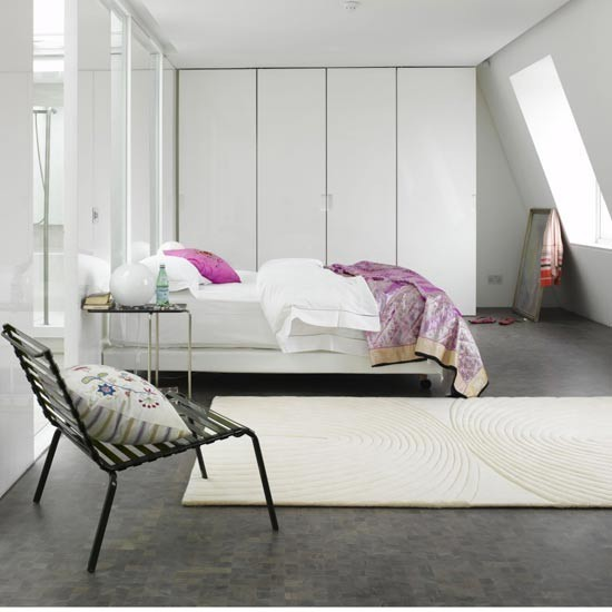 Bedroom Ceiling Interior Bedroom Ideas Attic Rooms Bright Bedroom Colour Ideas Striped Bedroom Curtains: House Extensions Ideas
