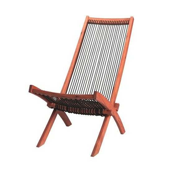 Brommo recliner from Ikea | Best garden deckchairs | housetohome.